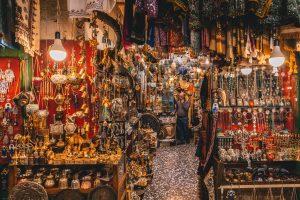 Bazar i Istanbul