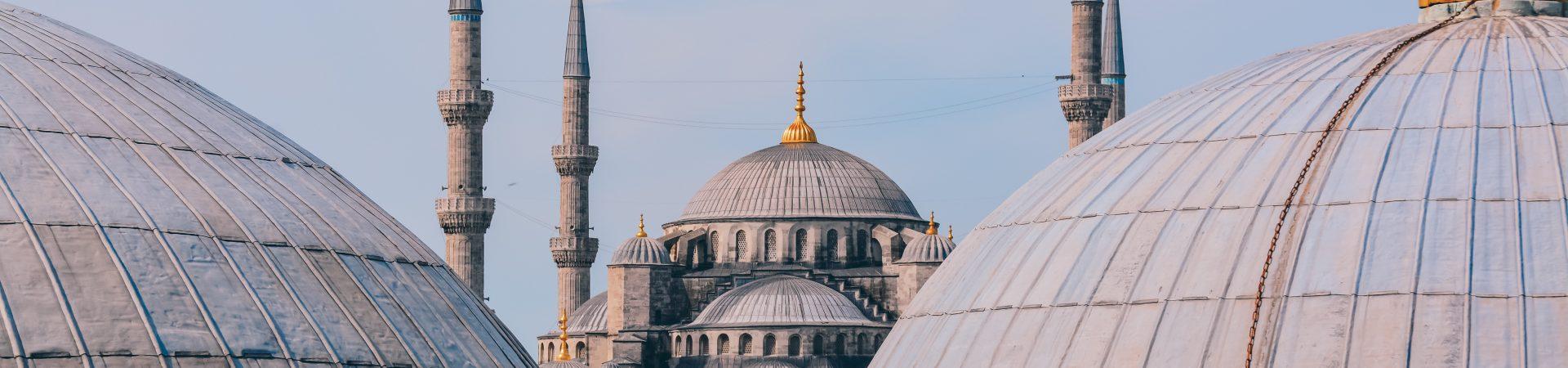 den blå moske istanbul