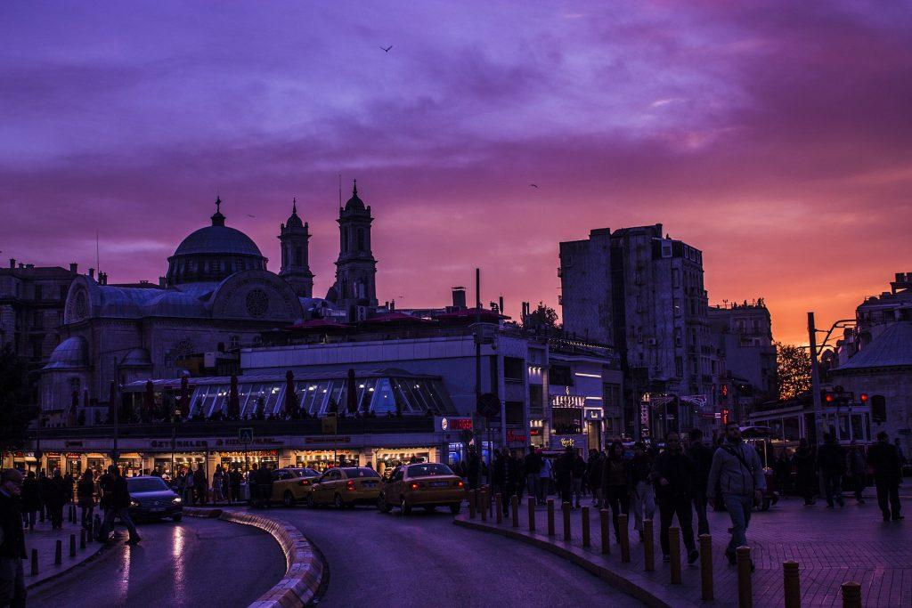 Taksim-pladsen